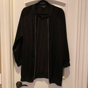 [LIKE 🆕] Nordstrom: Black Bomber Jacket